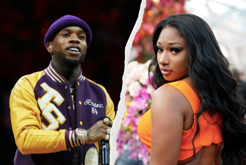 Rapper Tory Lanez Has Been Charged In The Megan Thee Stallion Shooting