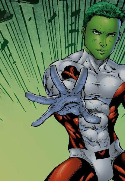 Beast Boy DC comics shapeshifting
