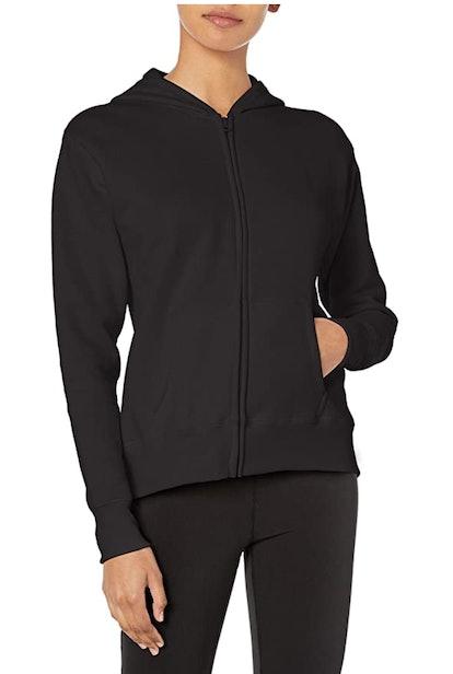 Hanes Full-Zip Hooded Jacket