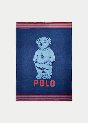 Ralph Lauren Newberry Throw Blanket