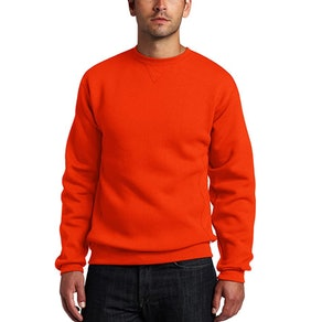 Russell Athletic Fleece Sweatshirt, Burnt Orange