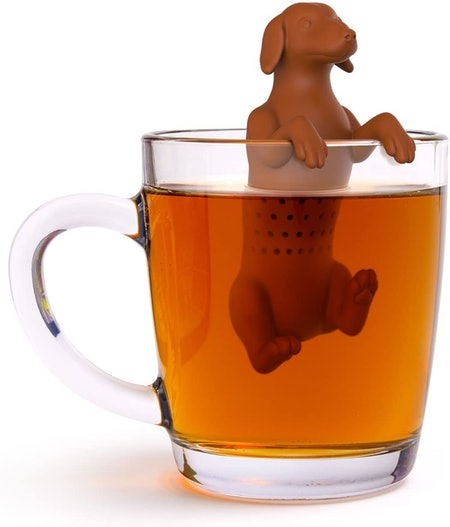 Fred & Friends Hot Dog Tea Infuser