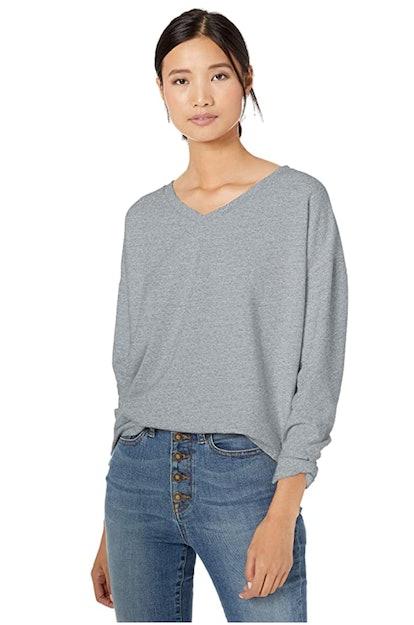 Goodthreads V-Neck Long Sleeve Shirt