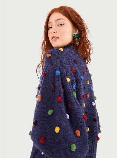 Colorful Dots Sweater