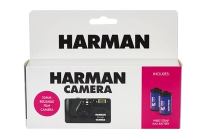 Harman Reusable 35mm Film Camera