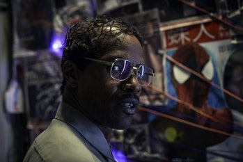Jamie Foxx Spider-Man 3 Electro