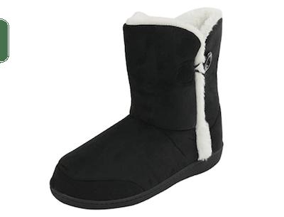 Home Slipper Women's Memory Foam Boots