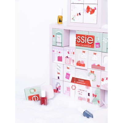 Essie Nail Polish Christmas 2020 Advent Calendar