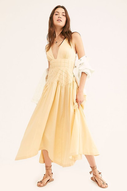 Summer Queen Midi Dress