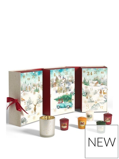 Yankee Candle Christmas Book Advent Calendar