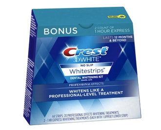 Crest 3D White Professional Effects No Slip Whitestrips