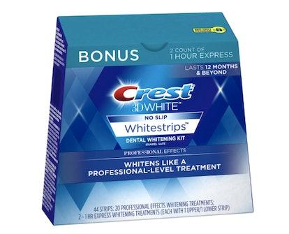 Crest 3D White Professional Effects No Slip Whitestrips