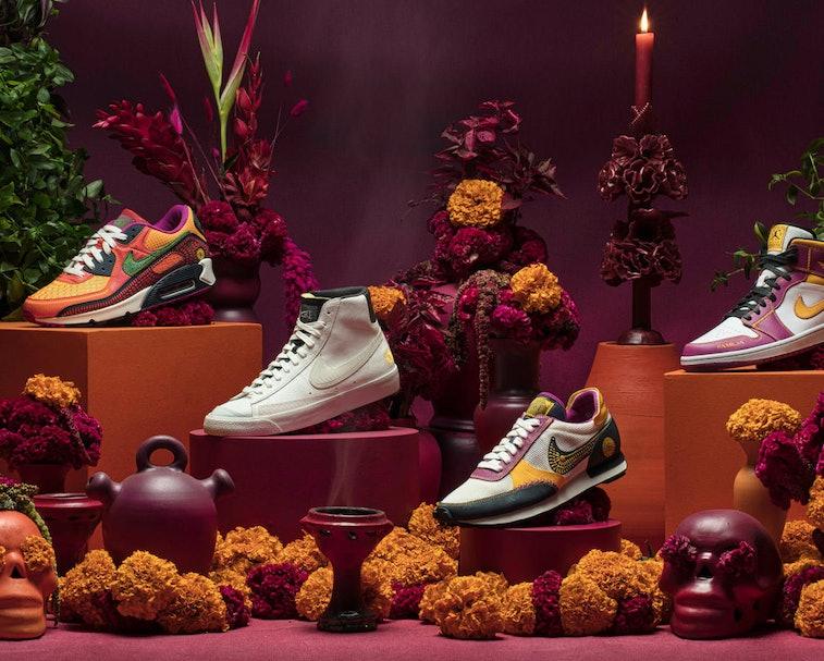 Nike Día de Muertos Pack 2020