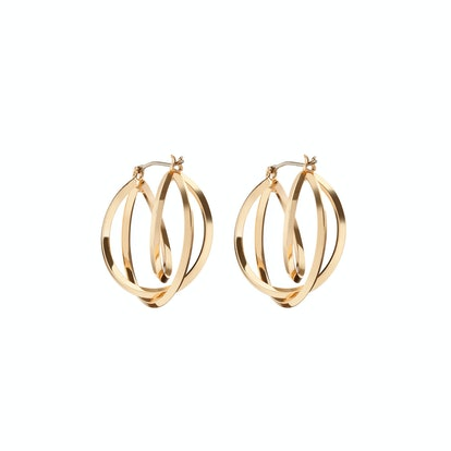 VANU HOOP EARRINGS