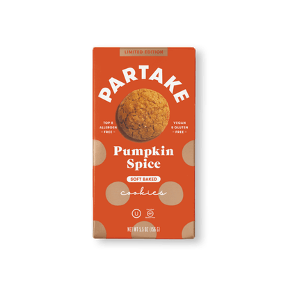 Soft Baked Pumpkin Spice Cookies