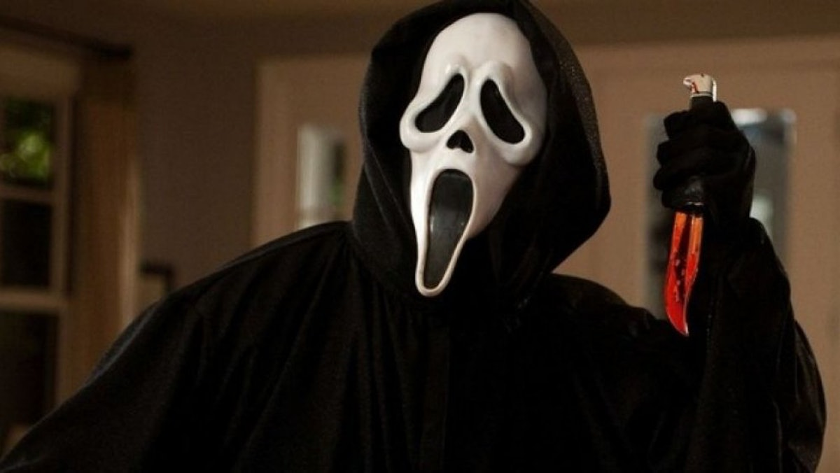Funny scary movies: 'Scream'