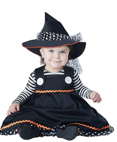 California Costumes Baby Girls' Crafty Lil' Witch