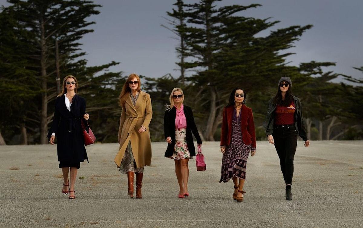 cast of 'Big Little Lies'