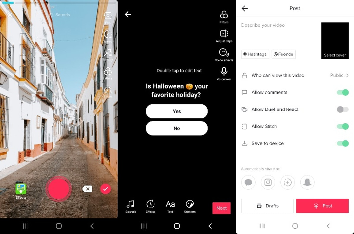 Here's how to make a TikTok poll to upgrade your posts.