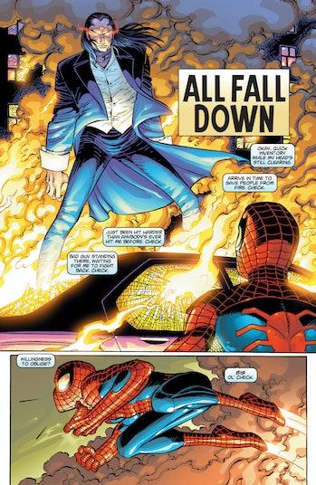 Morlun Spider-Man 3