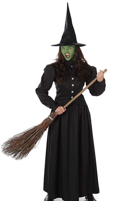 Women's Wicked Witch Costume for Halloween