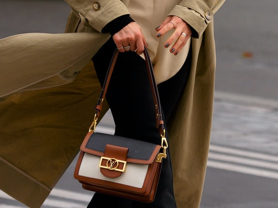 Louis Vuitton Bag Street Style
