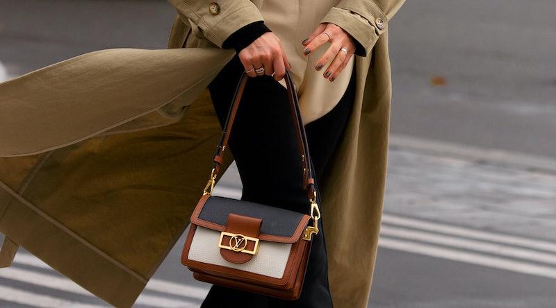 Louis Vuitton Bag Street Style