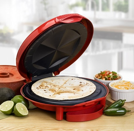 Elite Gourmet Quesadilla Maker