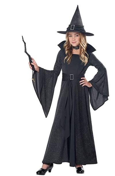 Girls Moonlight Shimmer Witch Halloween Costume