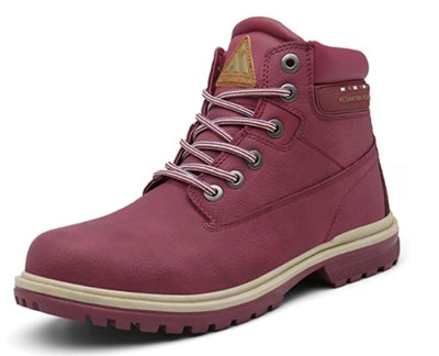 Mishansha Winter Anti-Slip Leather Snow Boots
