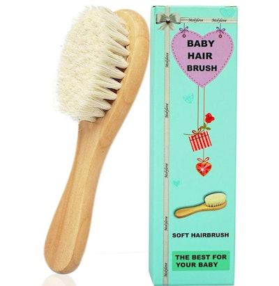 Molylove Baby Hair Brush