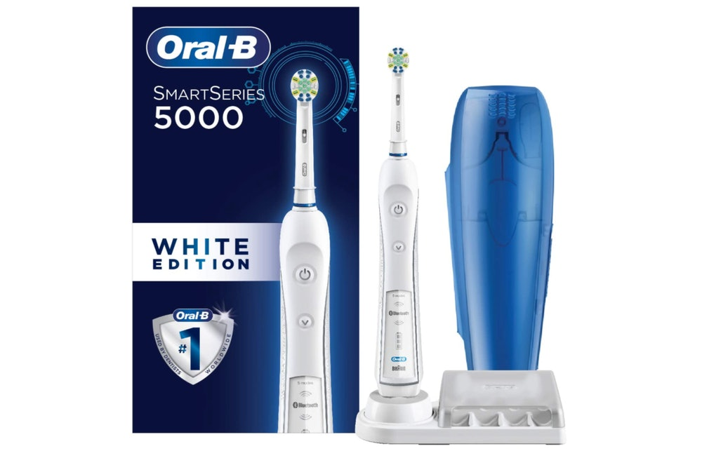 Oral-B Pro SmartSeries Rechargeable Electric Toothbrush