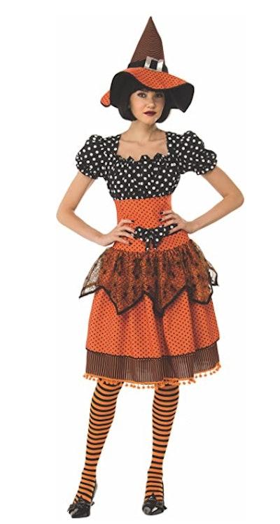 Rubie's Women's Polka Dot Witch