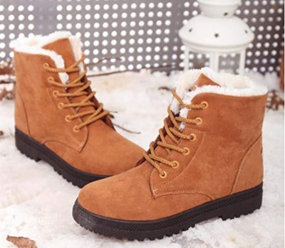 Harence Winter Snow Boots for Women
