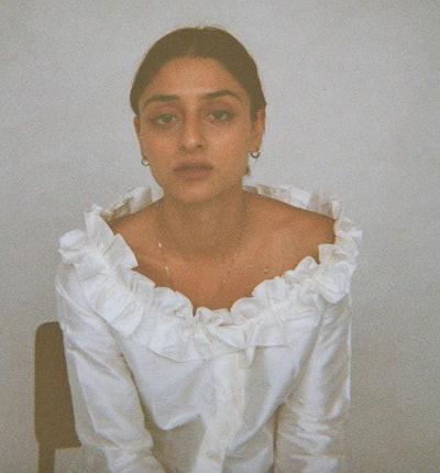 Amalia Blouse White