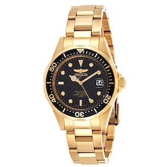 Invicta Men's Pro Diver Gold-Plated Watch