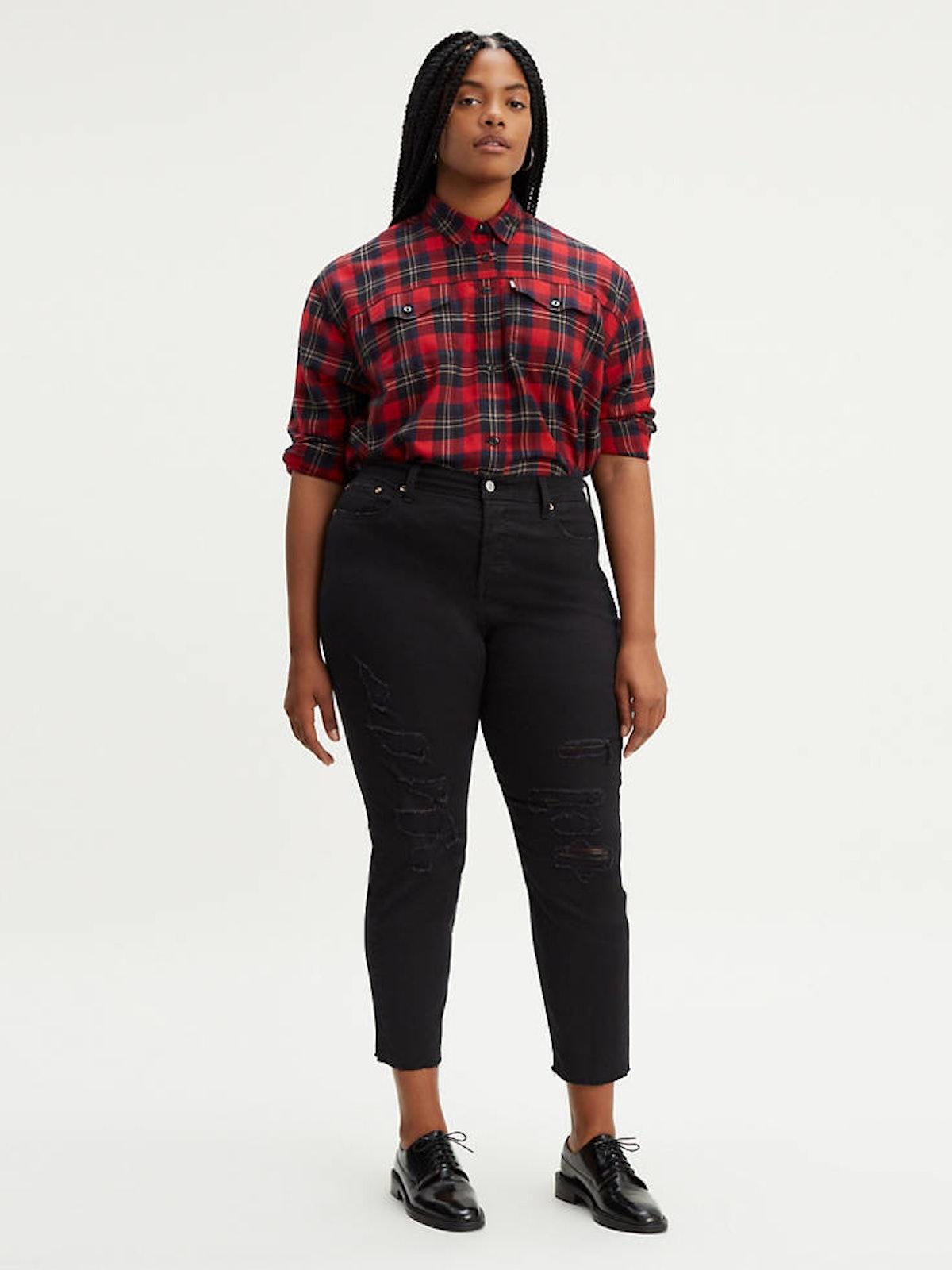Wedgie Fit Skinny Women's Jeans