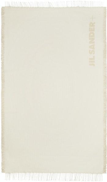 Jil Sander+ Off-White Beach Blanket