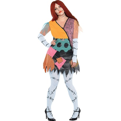 Party City Adult Sally Costume Plus Size