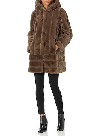 Jones New York Cozy Warm Winter Coat