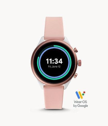 Sport Smartwatch Blush Silicone