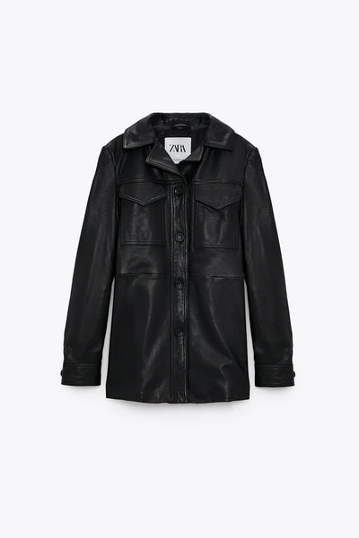 LIMITED EDITION LEATHER SHIRT