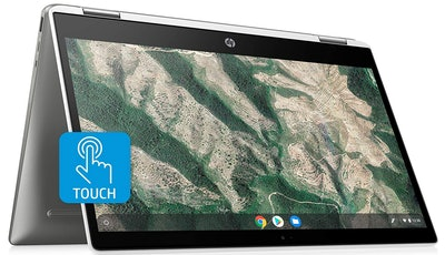 HP X360 Chromebook Laptop, 14-Inch