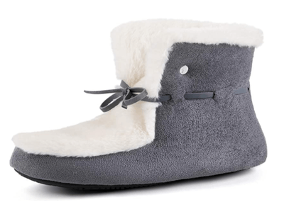 RockDove Faux Fur Lined House Bootie