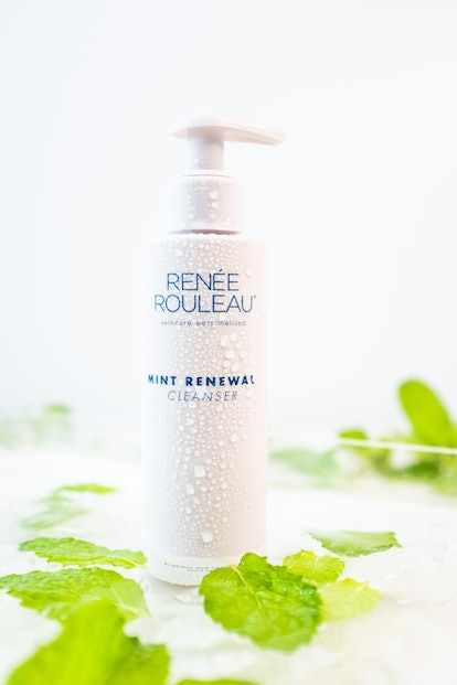 Renée Rouleau just unveiled a Mint Renewal Cleanser for dull, tired skin