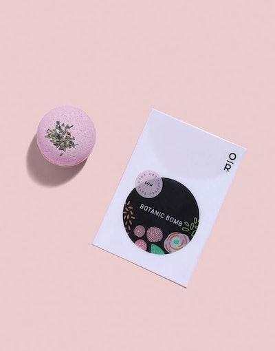 Onyx + Rose Botanic Bath Bomb