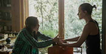 Into the Forest Evan Rachel Wood Ellen Page
