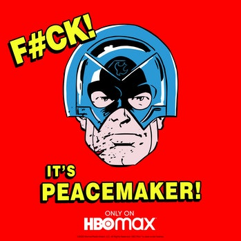 peacemaker poster hbo max