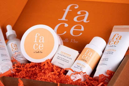 Face Skincare Recipe Box Set