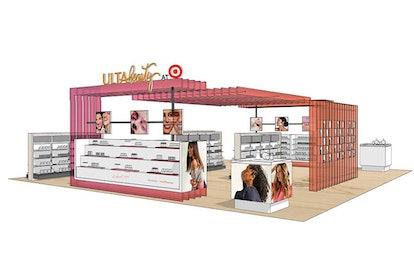 Ulta Beauty at Target rendering.